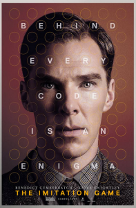 Benedict Cumberbatch as Alan Turing, a genius mathematician enlisted in spy games by the government.